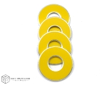 Yellow VVashers™ - Set of 4